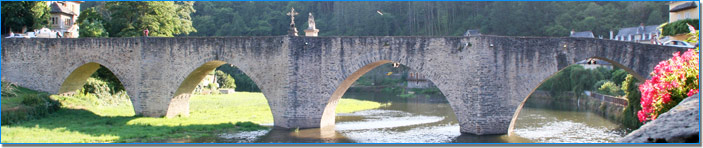 le pont d'Estaing